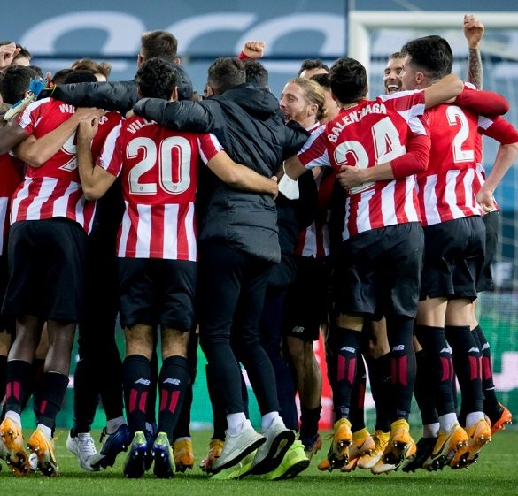 Athletic Club Knockout Real Madrid In Supercopa de Espana Semi-Final