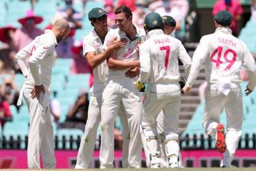 Australia Dominate India On Day 3 Of 3rd Test