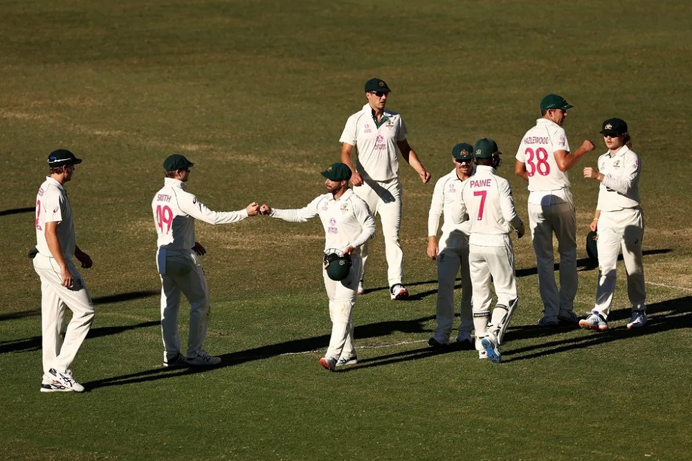 India Struggle On Day 4 Of 3rd Test Against Australia