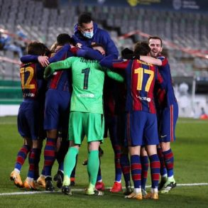 Barcelona Pave Way Their Way To Supercopa de Espana Final Despite Missing Messi