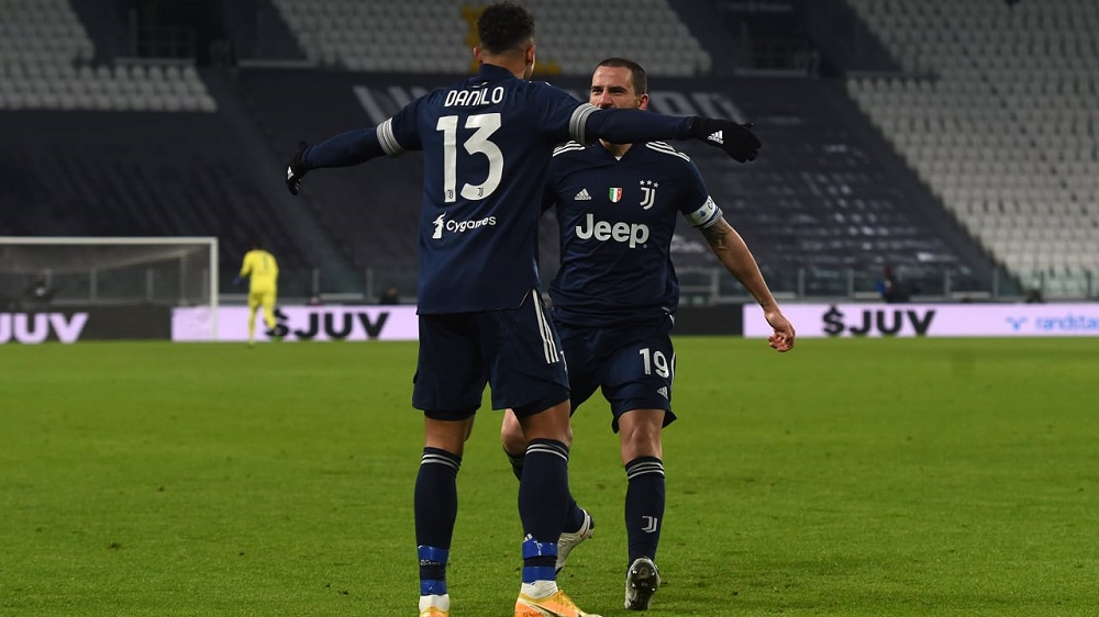 JUV Defeat SAS With Late Goals To Climb To Top 4 Of The Serie A