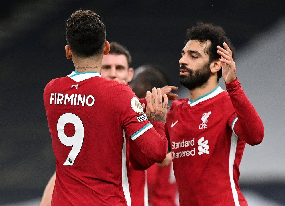 LFC Thrash Spurs To Climb Back To Top 4 On The Premier League Points Table