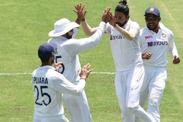 India crush Australia on Day 4 of the 4th Test at the Gabba