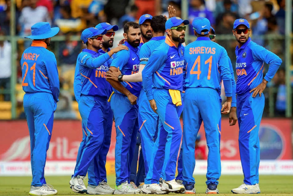Team India's Complete Schedule For Year 2021