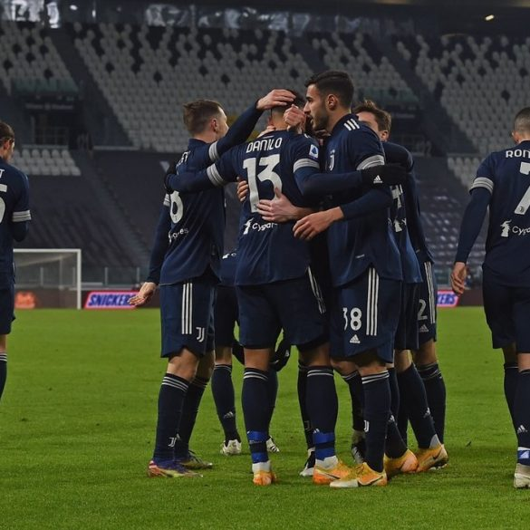 Juventus Defeat Sassuolo With Late Goals To Climb To Top 4 Of The Serie A