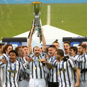 Juventus Crowned Supercopa Italiana Champions After 2-0 Victory Over Napoli