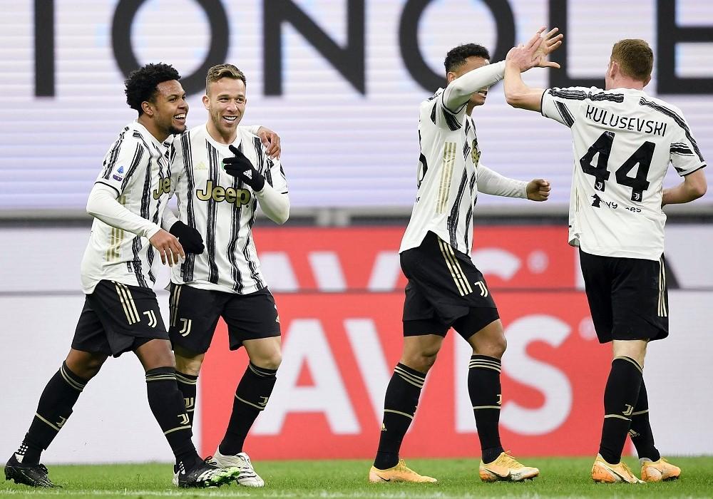 Juventus Hand AC Milan First Defeat Of The Season