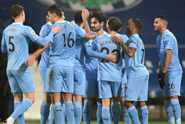 Manchester City Humiliate West Brom To Become Premier League Table-Toppers