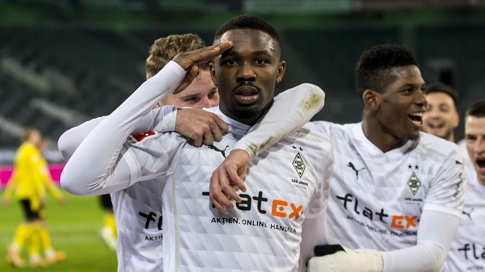Gladbach Crush BVB To Move Above Them In The Points Table