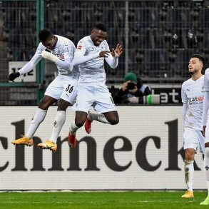 Borussia Monchengladbach Crush Borussia Dortmund To Move Above Them In The Points Table