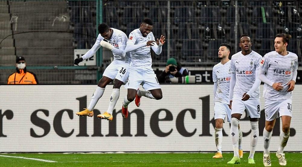 Borussia Monchengladbach Crush Borussia Dortmund To Move Above Them In The Points Table