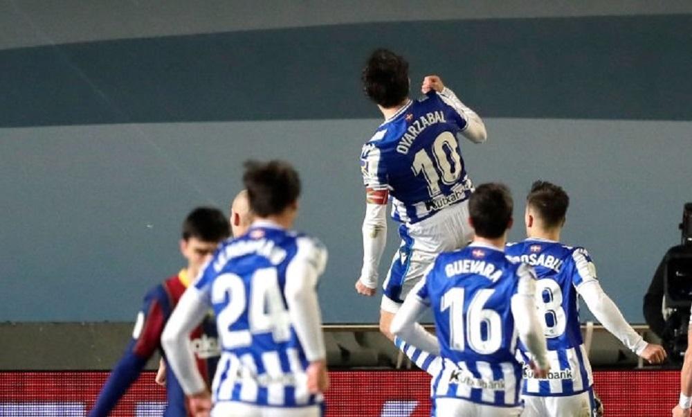 FCB Pave Way Their Way To Supercopa de Espana Final Despite Missing Messi
