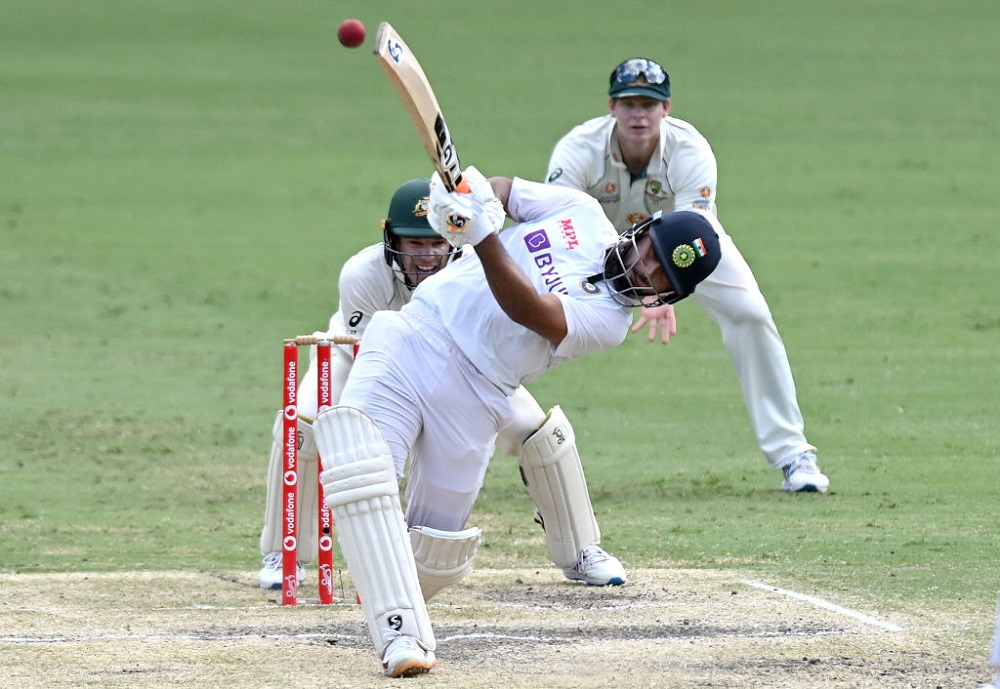 IND Crush AUS At The Gabba To Win The 4th Test Match Along With The Border-Gavaskar Trophy