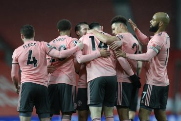 Manchester United Lose 3 Points To Sheffield United As Manchester City Stay Top Of The PL Points Table