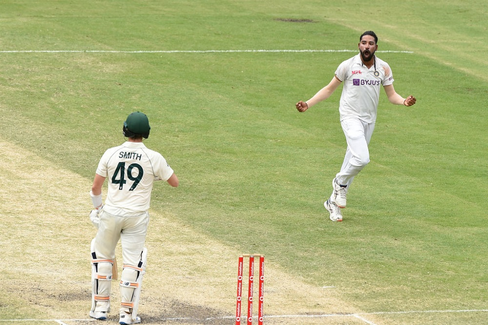 IND crush AUS on Day 4 of the 4th Test at the Gabba