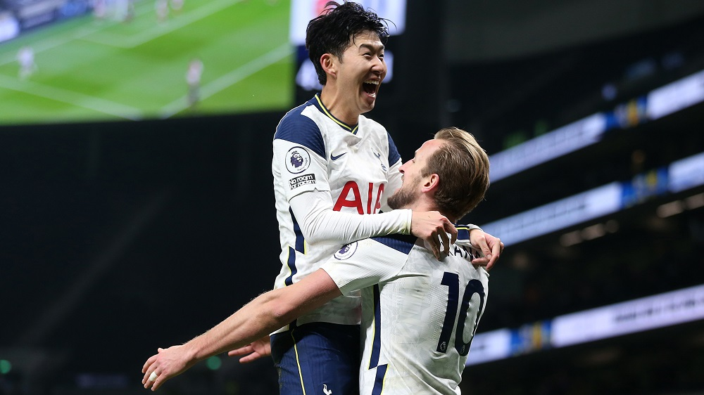 Tottenham Crush Leeds United To Climb Up On Points Table