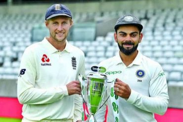 India & England Squad For First Two Tests In India