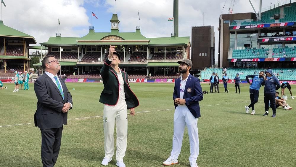 Australia Batsmen Fire India On Day 1 of 3rd Test