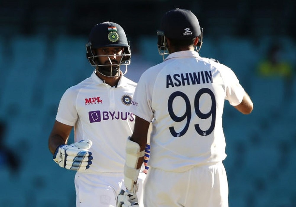 India Hold Their Nerve To Draw 3rd Test Against Australia