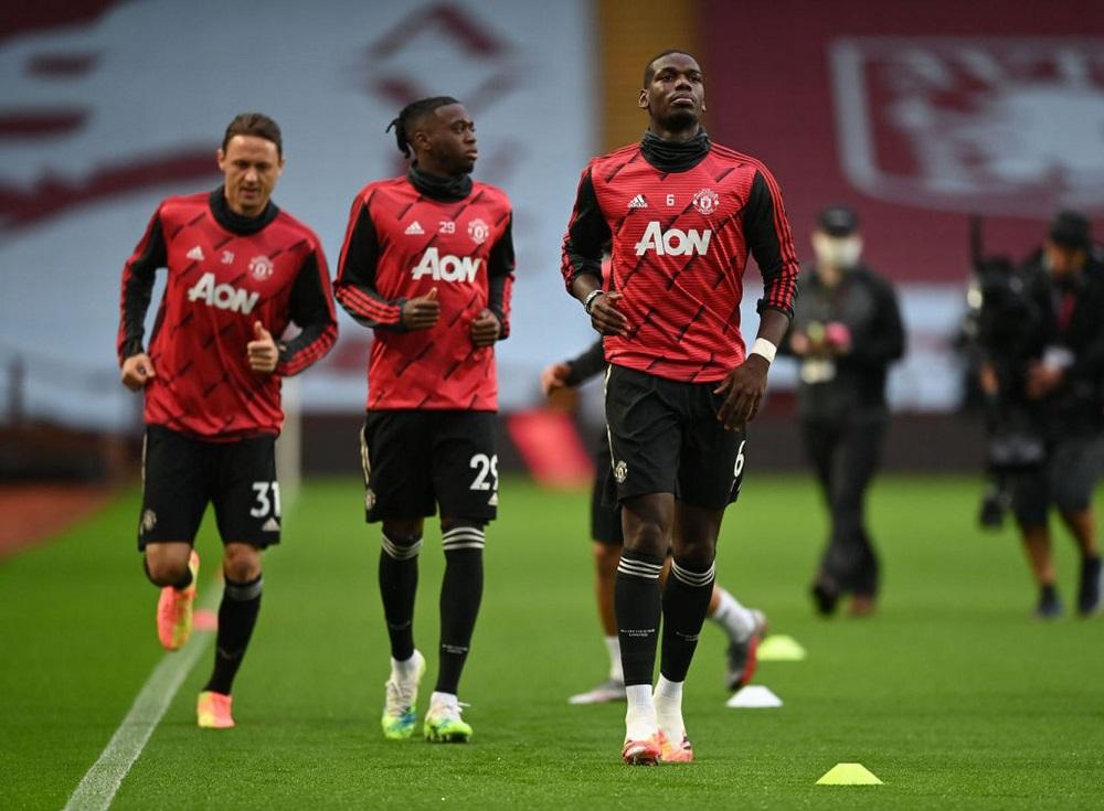 Manchester United; Aston Villa