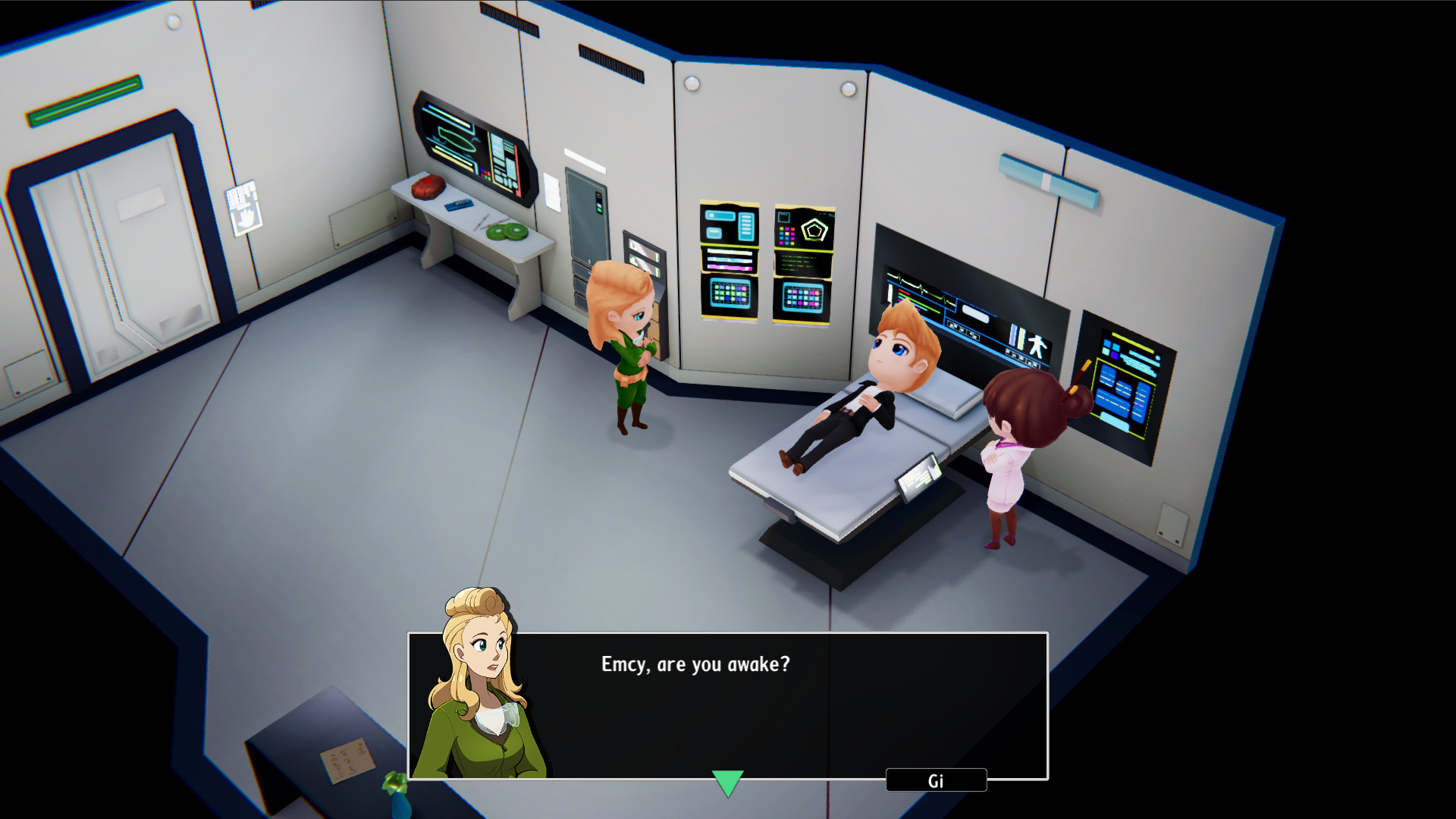 Woodsalt Release Date- A Sci-Fi Psychological Thriller Adventure Game