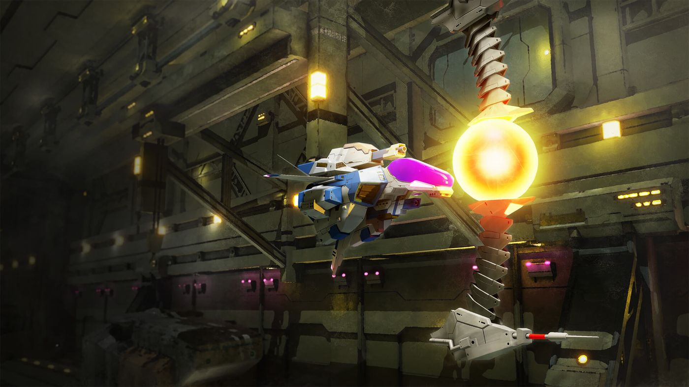 R-Type Final 2 Release Date- Superb Shoot-em-up Gameplay With 3D Graphics