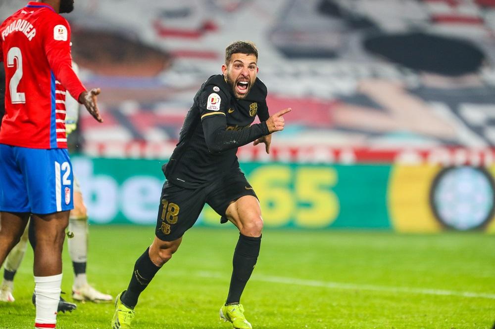 FCB Make Historic Comeback Against GRA To Seal A Spot In The Copa Del Rey Semi-Finals