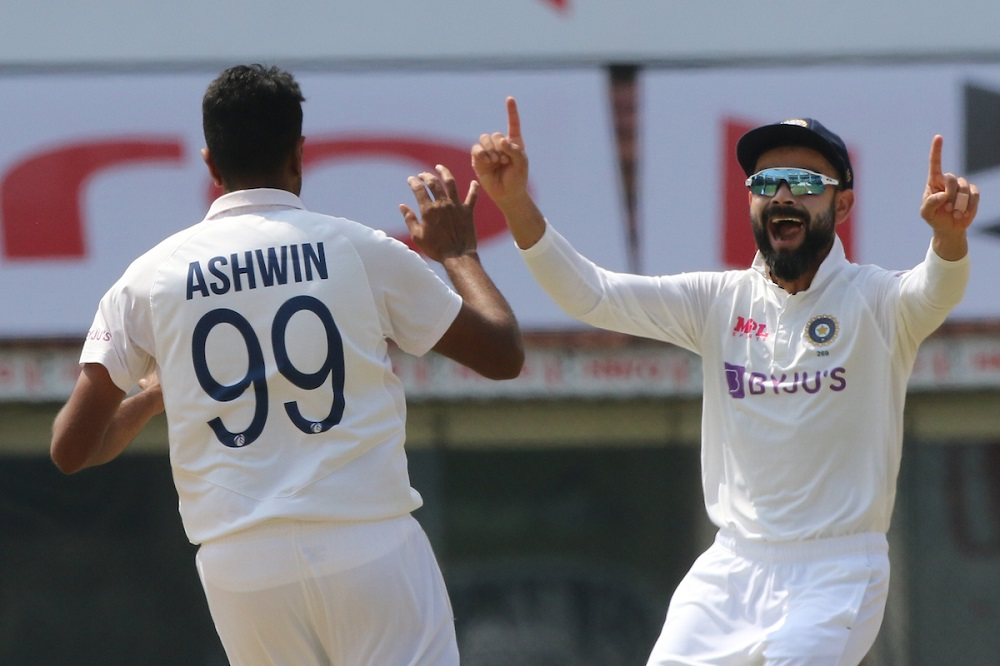 India Bowlers And Washington Sundar Star On Day 4 Of The 1st Test Match Against England