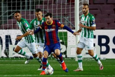 Barcelona vs Real Betis: Predicted Lineup, Where To Watch?- EXCLUSIVE DETAILS