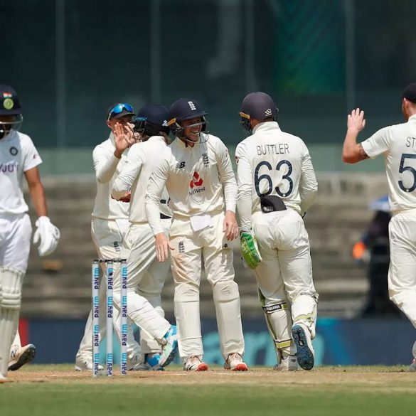 England Crush India To Win The 1st Test Match By 227 Runs