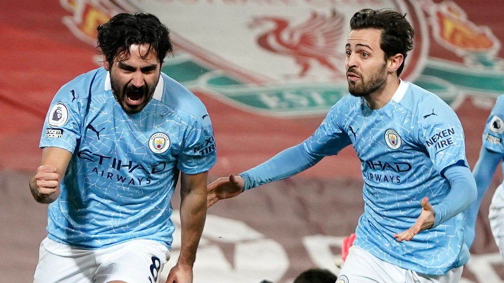 Manchester City Crush Liverpool To Move A Step Closer To The Premier League Title