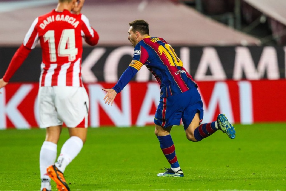 FCB Take Revenge Against ACB To Climb Above Real Madrid In The Points Table