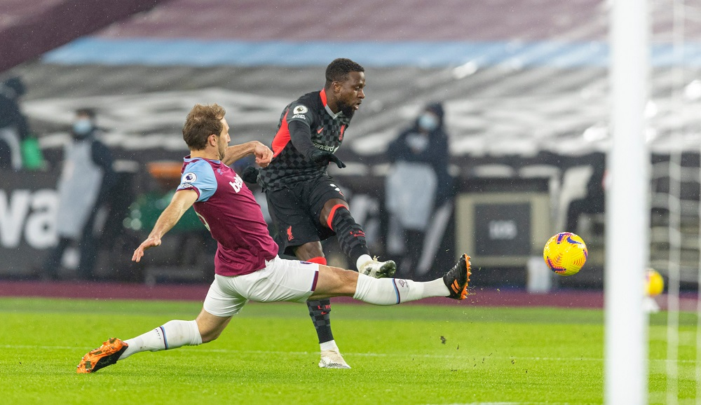 Liverpool Defeat West Ham To Climb Back To Top 3