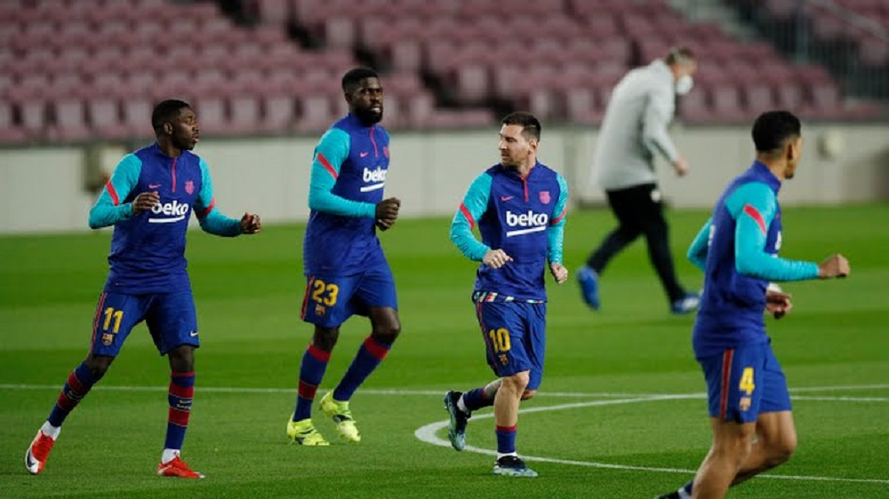 Barcelona Take Revenge Against Athletic Club To Climb Above Real Madrid In The Points Table