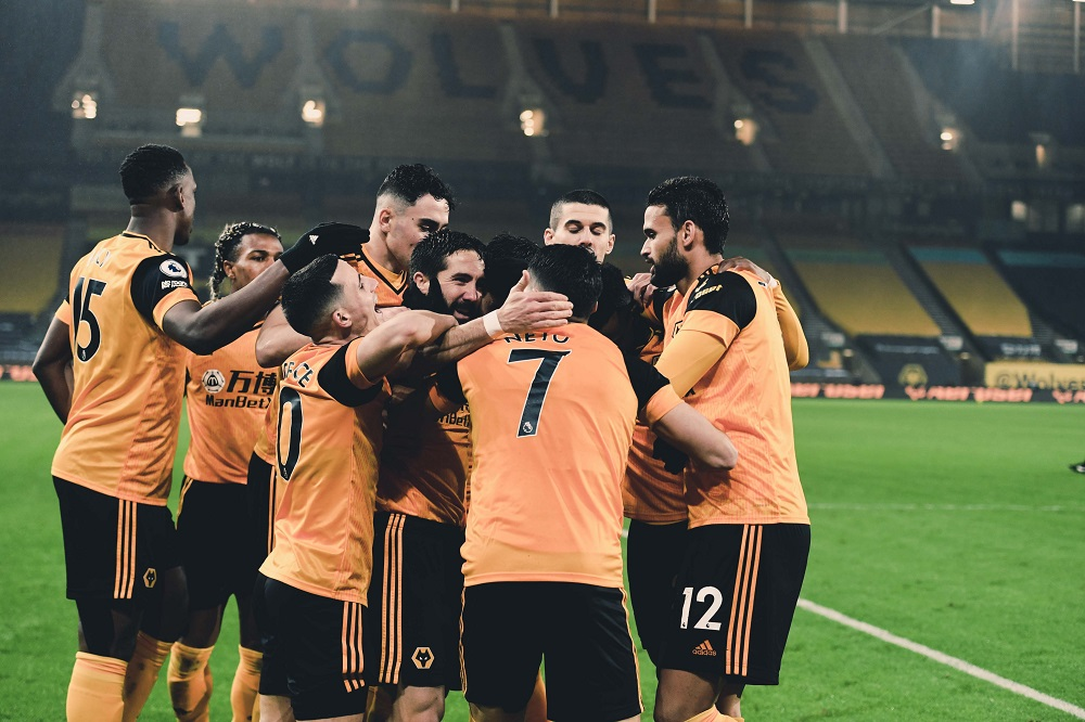 Wolves Comeback Against 9-Man Arsenal To Win Their Mid-Week PL Game