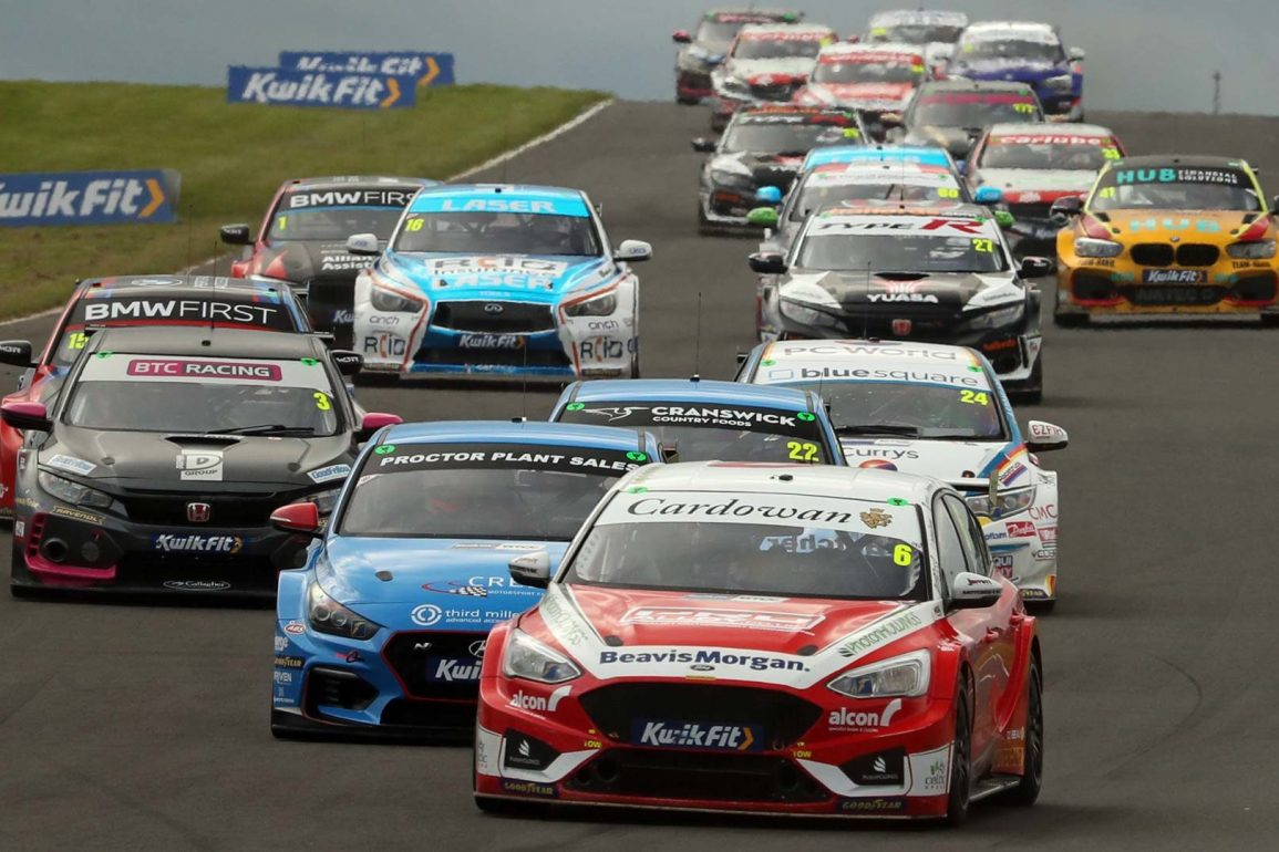 2021 British Touring Car Championship Live Stream, Release Time & Date