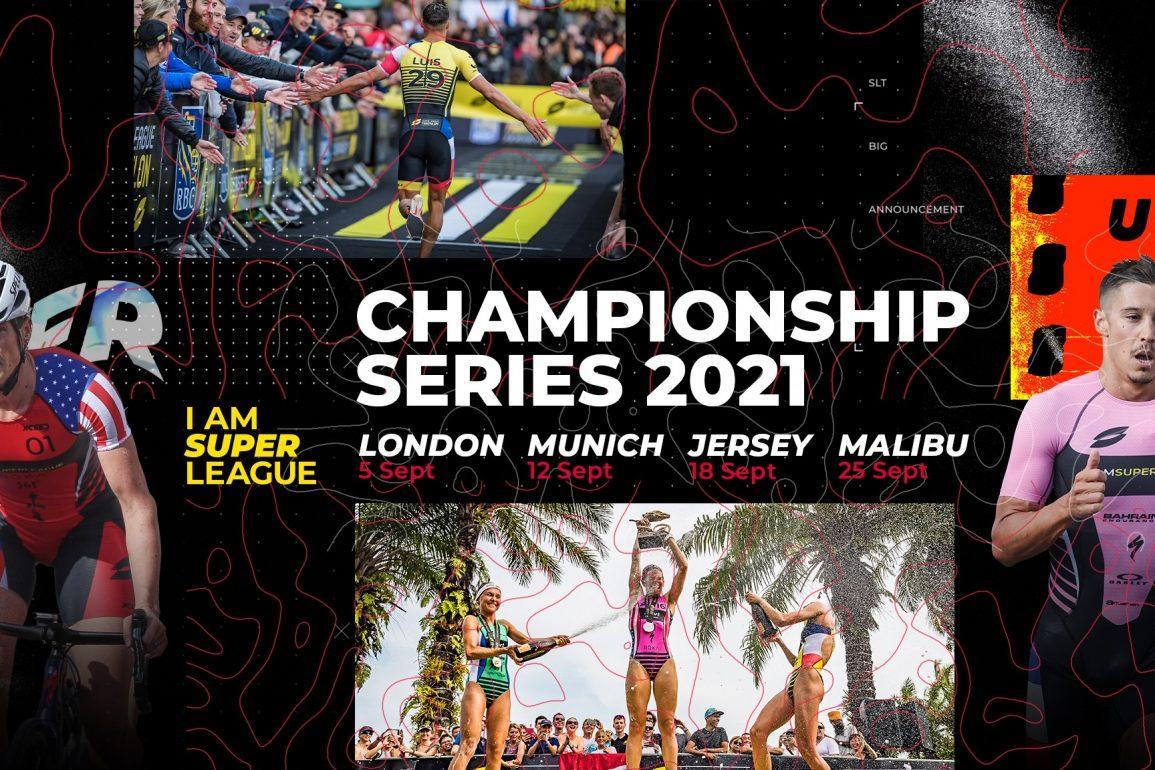 Super League Triathlon 2021 Championship Series Release Time And Live Stream