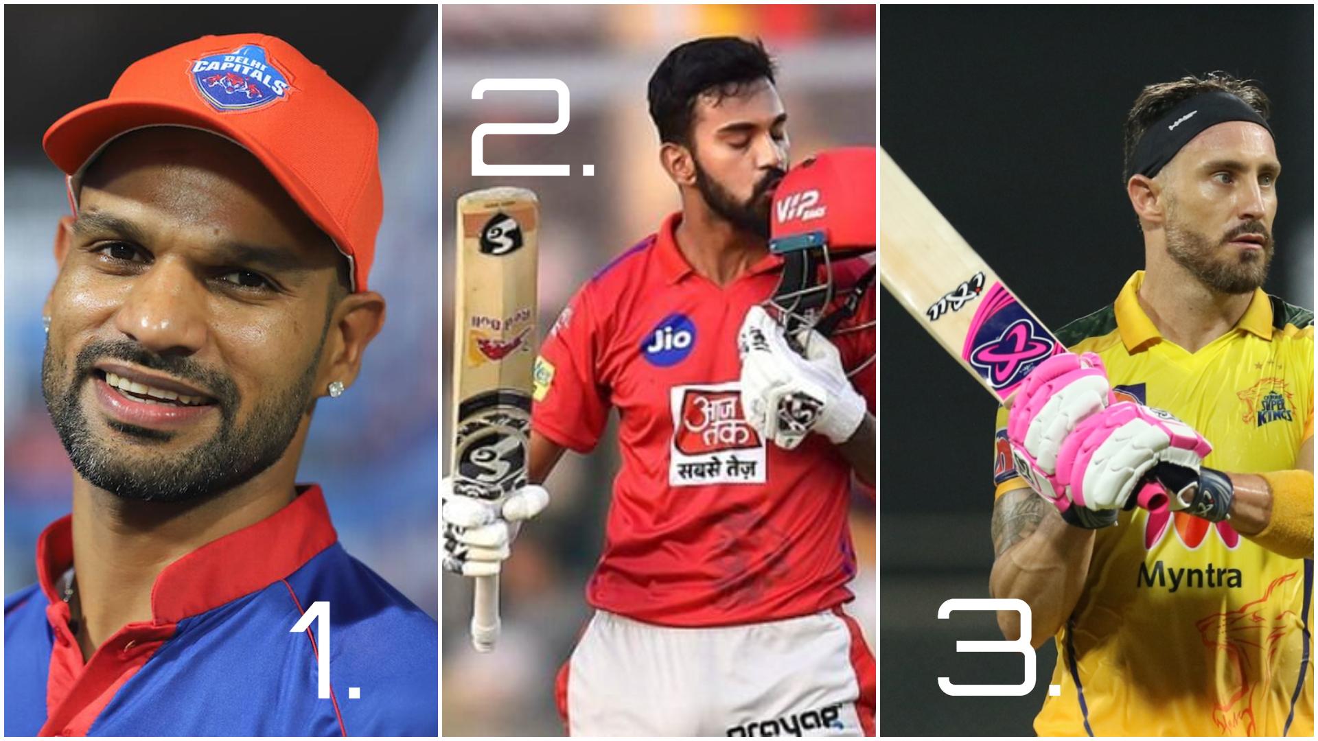 Orange and Purple Cap In IPL