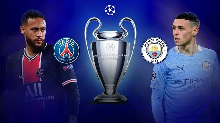 PSG vs Manchester City prediction