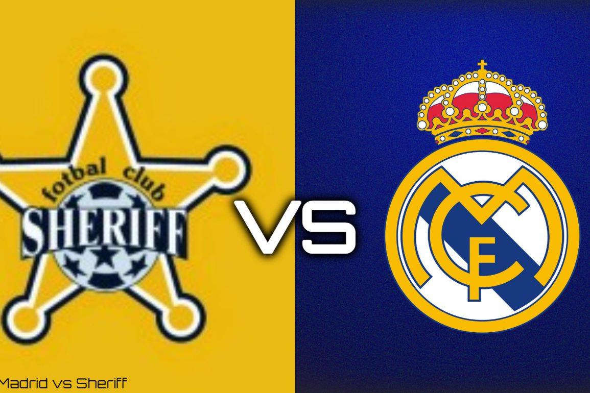 Real Madrid vs Sheriff