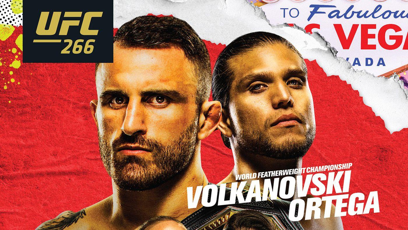 UFC-266.