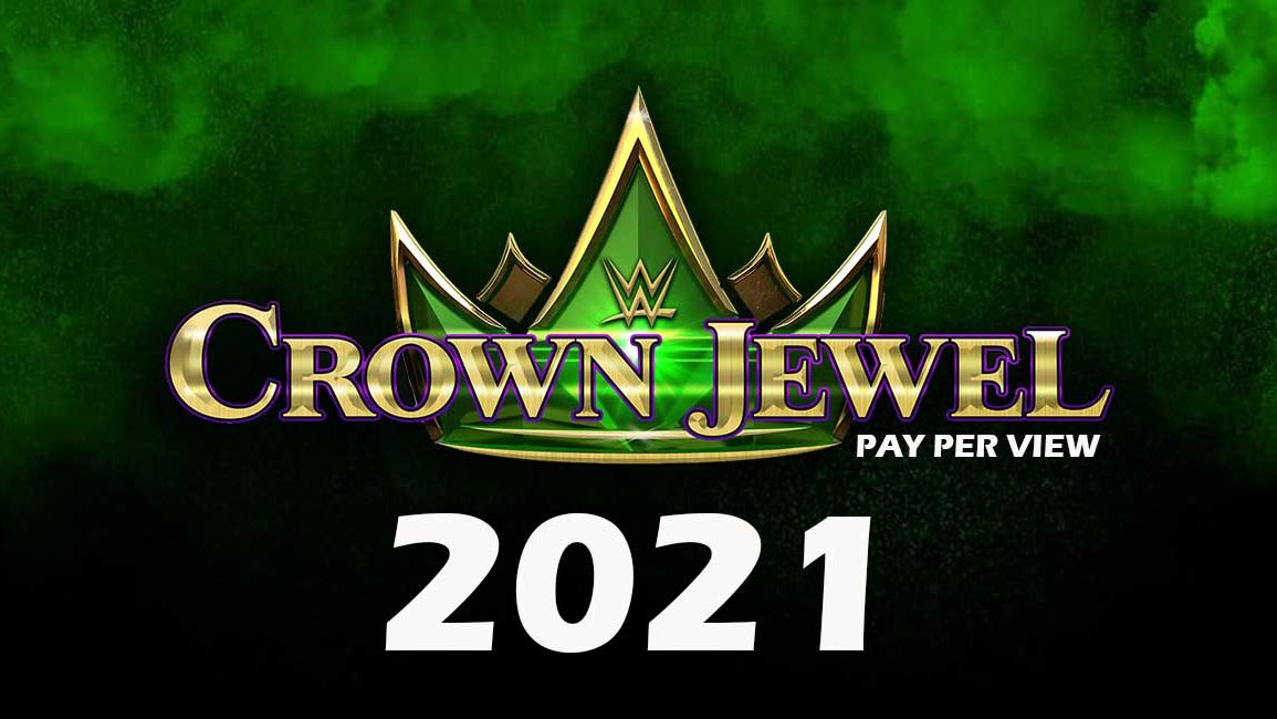 WWE Crown Jewel: Matches, Results, Time & Date