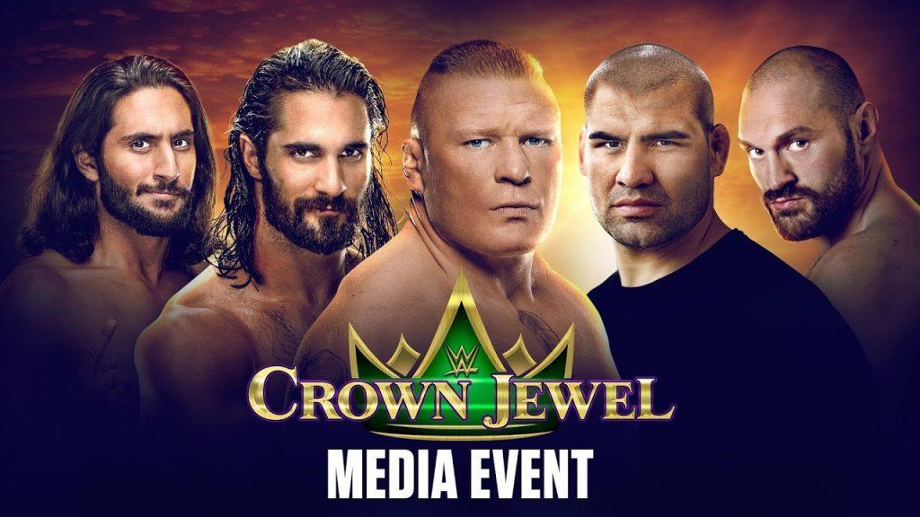 WWE Crown Jewel 2021: Matches Results, Time & Date,