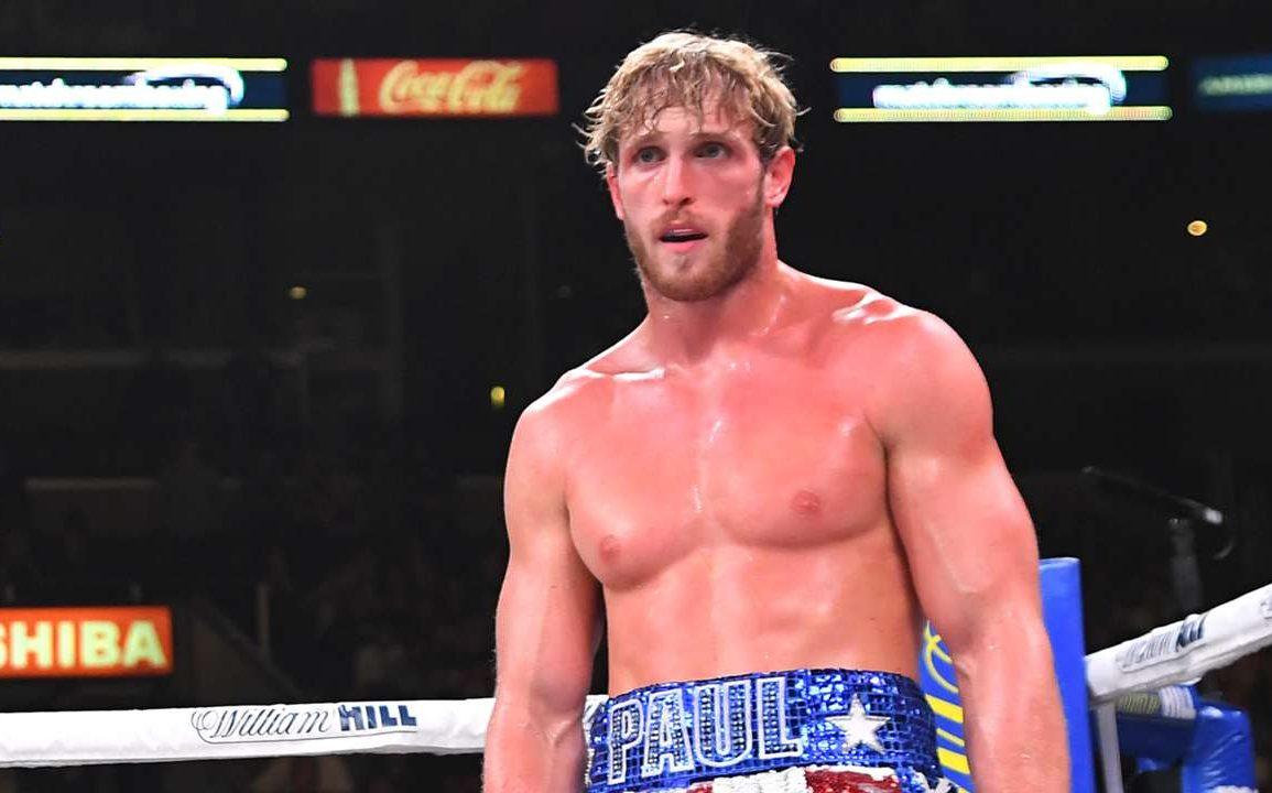 Logan Paul's Wrestling Reacords