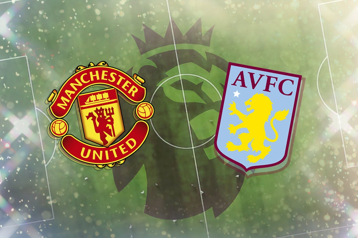 Watch Manchester United vs Aston Villa live stream free