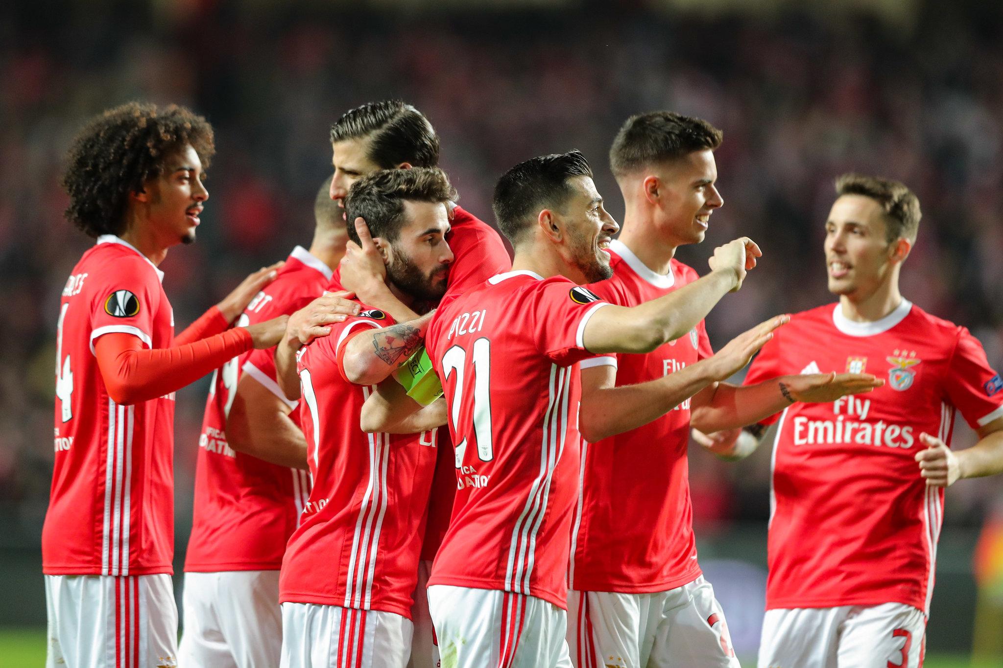 Benfica vs Barcelona: Kick-Off, Line-Up, Predictions