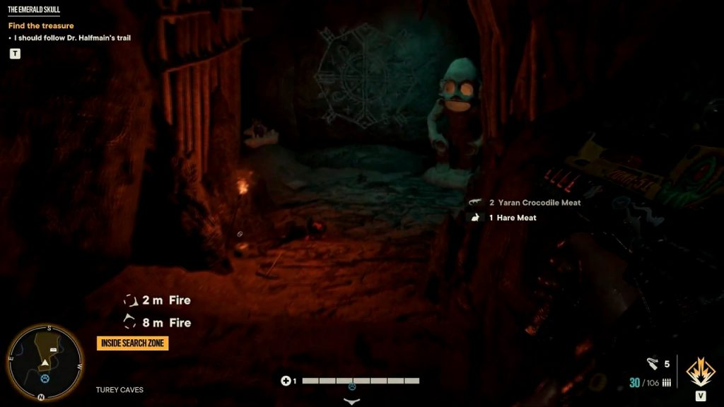 How To Complete The Emerald Skull Treasure Hunt In Far Cry 6?