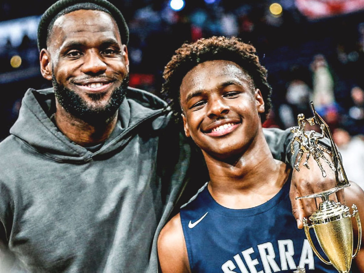 Bronny James Net Worth: How Much Does The Star Kid Earn?