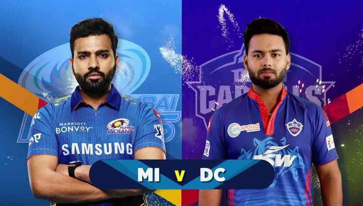 MI vs DC Match Winner Predictions