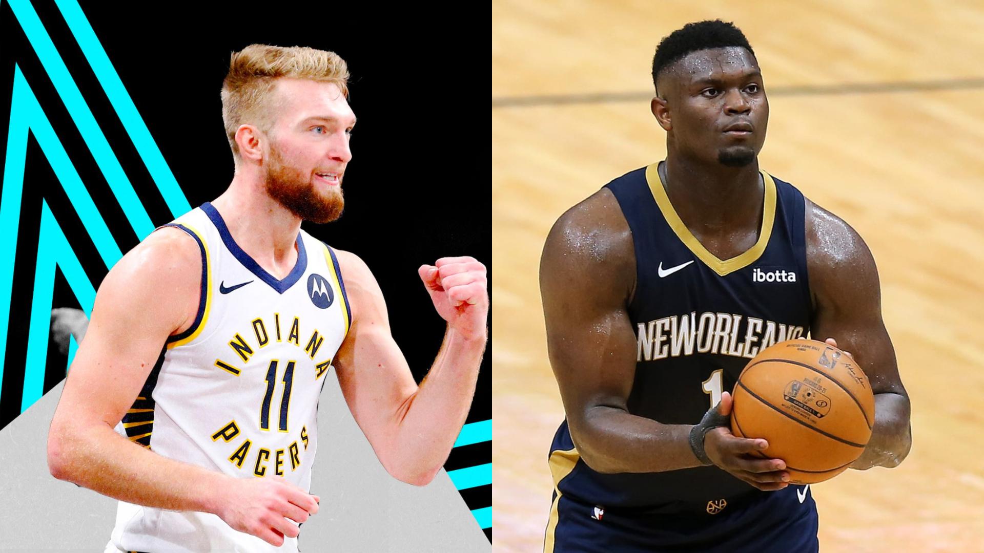 NBA 2021-22 Top 10 Power Forwarders